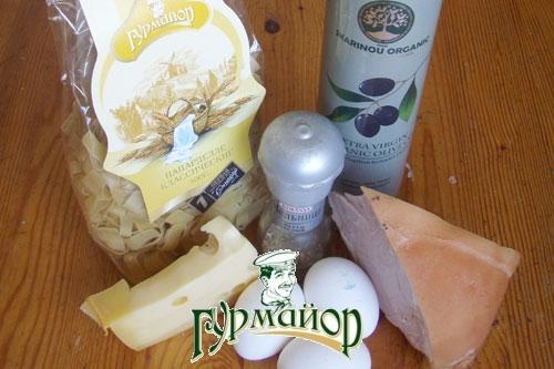 Карбонара – классический рецепт пасты и 5 вариантов изоражения
