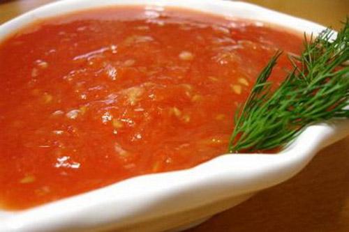 томатный соус для спагетти рецепт с фото